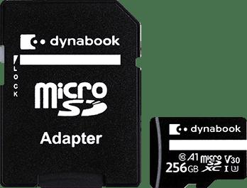 microSDXC-256