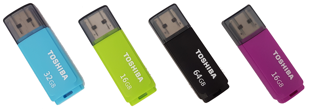 Toshiba SM02 USB 2.0 Flash Drive