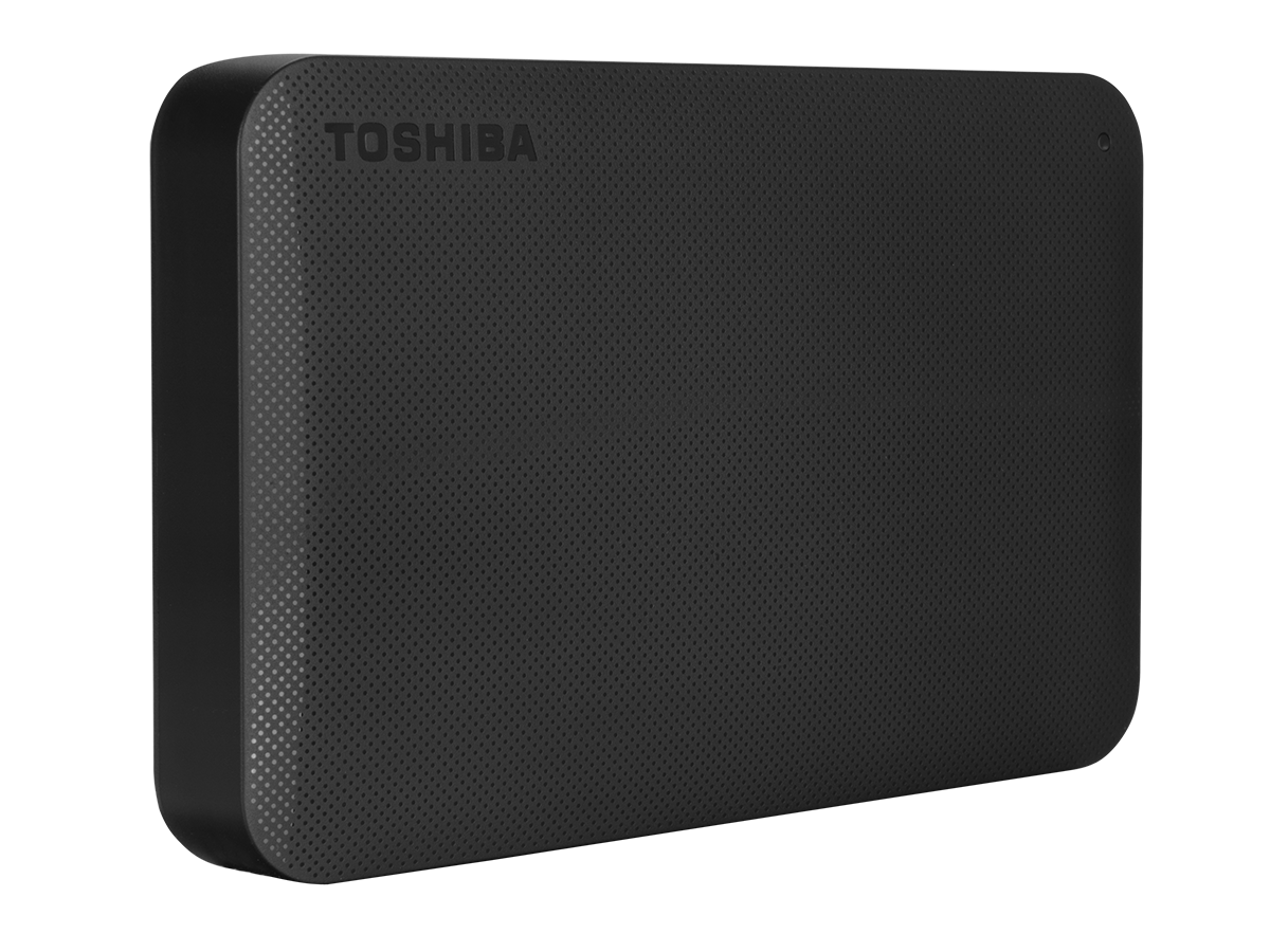 Toshiba Canvio® Ready Portable Hard Drive