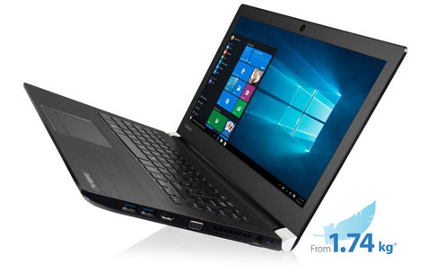 Toshiba Tecra A40 - The Well-Rounded Business Workhorse