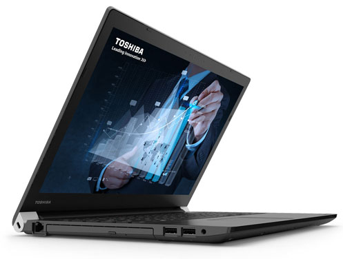 Toshiba Tecra A50 - Performance, Security And Durability Your Business Can Trust
