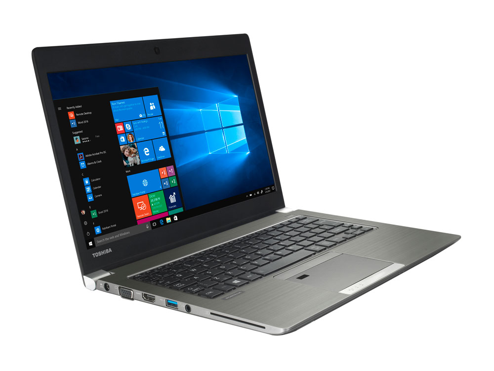 Toshiba Portégé Z30-E - True Business Mobile Laptop