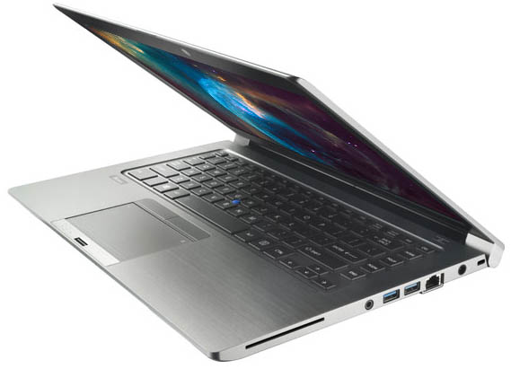 Toshiba Tecra Z40 - Nothing Tops Our Thin & Light Business Laptops