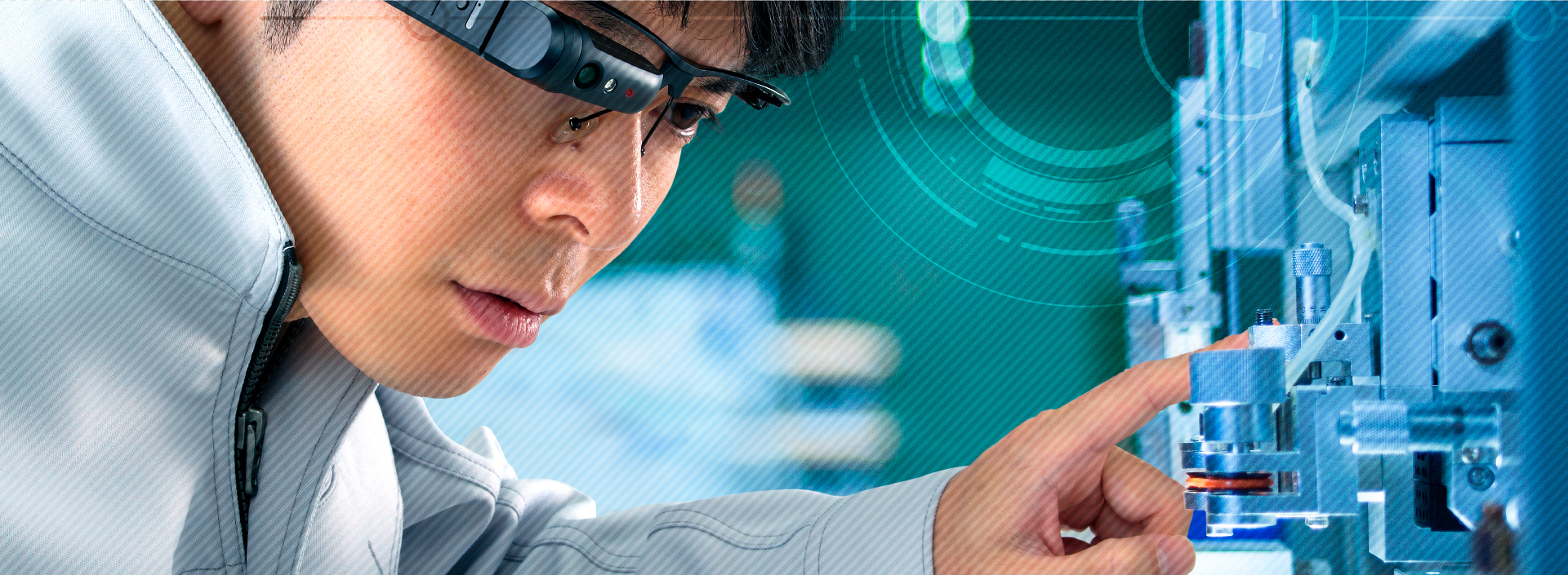 Getting started with the Toshiba dynaEdge smart glass solution