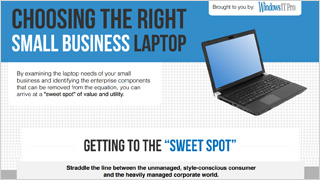 Choosing the right SMB laptop