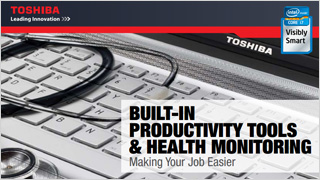 Built-in Productivity Tools & Health